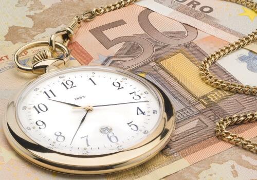 ¡El tiempo es dinero! ¡Reciban pagos por su opinión!